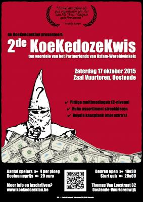 Poster 2de KoeKedozeKwis