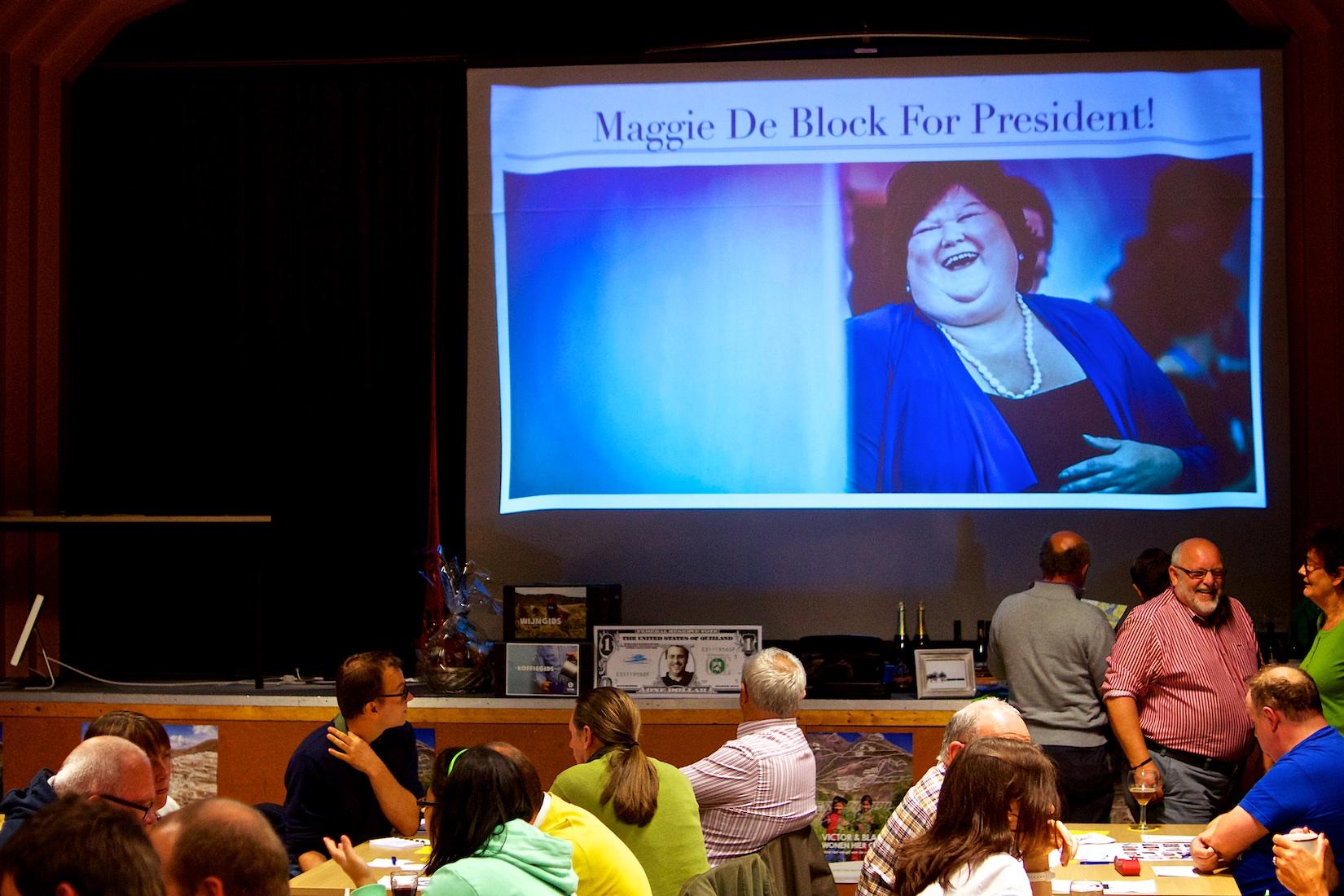 Maggie De Block
